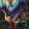 ☽cold pizza//tiedye shirts☽