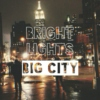 my heart burns for the city lights