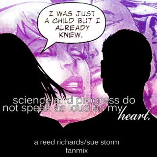 a reed richards/sue storm fanmix
