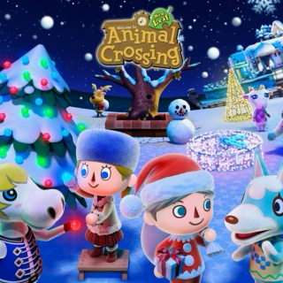 Winter Exploring: An Animal Crossing Fanmix