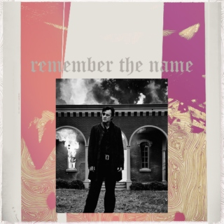 ≡ remember the name