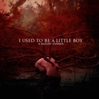 i used to be a little boy