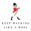Boss Walking