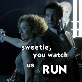 Sweetie, You Watch Us Run