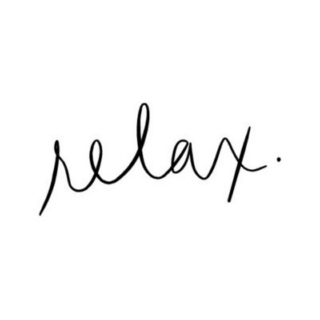 put your mind at rest and listen.