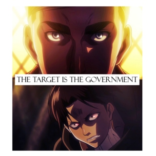 the target is the government