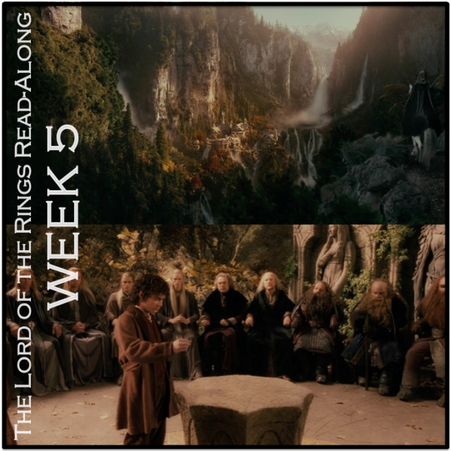 Lord of the Rings Read-Along: Week 5