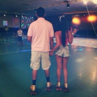 Couples Skate Only