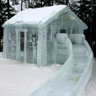 Ice Cabin Party
