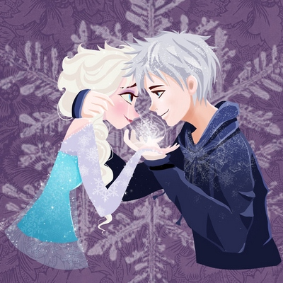 the cold never bothered them, anyway