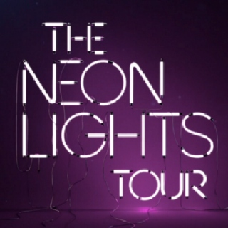 neon lights tour♛
