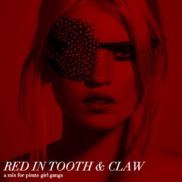 RED IN TOOTH & CLAW