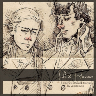 Ink & Honour - A Regency Johnlock Fanmix