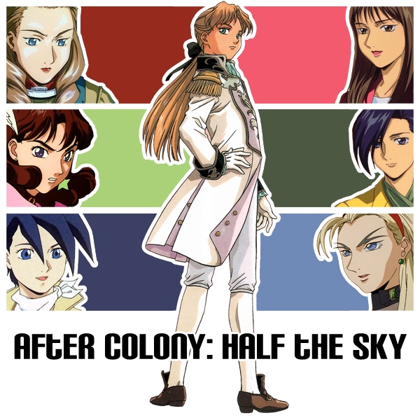 After Colony: Half the Sky