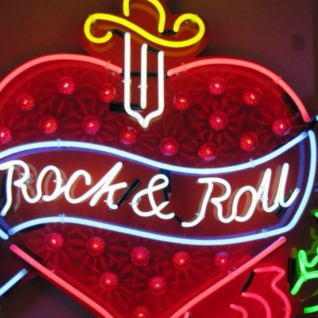 Rock and Roll Valentine's Day