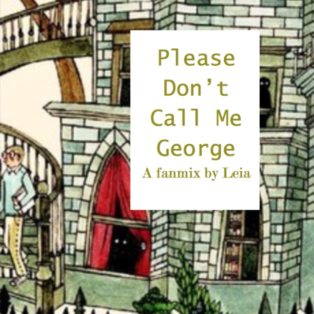 Please Don't Call Me George
