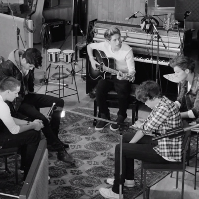 ✿One Direction: Gone Acoustic✿