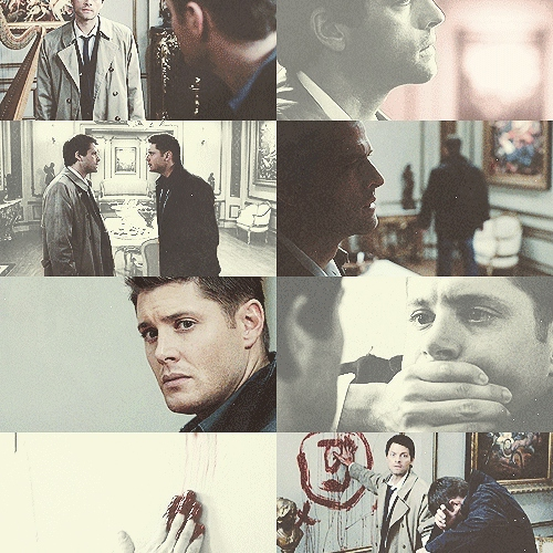 """""""we've been through much together, you and i."""" [a destiel playlist]"""