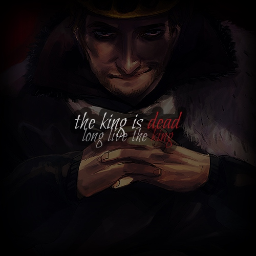 The King Is Dead (Long Live The King)