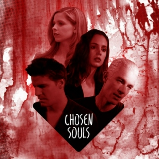 chosen souls || a buffy polylove mix