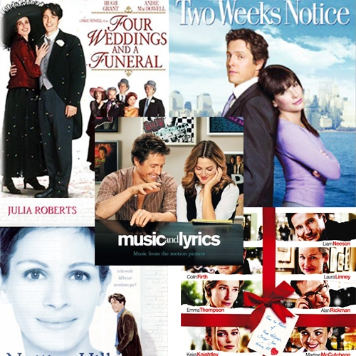 Quintessential Romcom Playlist