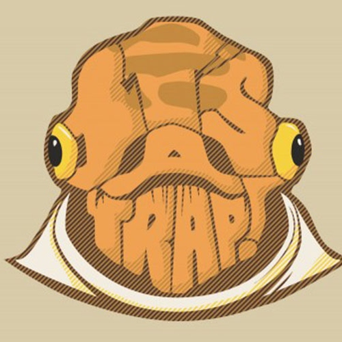 On That Admiral Ackbar Kind of Shit