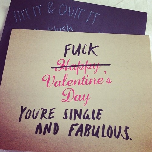 Happy Forever Alone Day