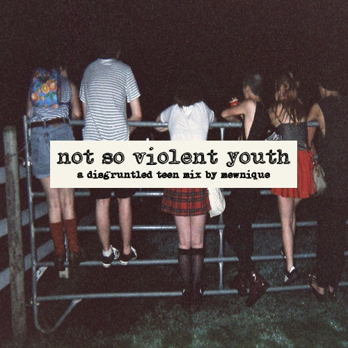 not so violent youth