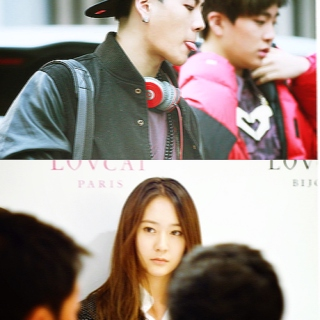 {jackson/krystal} almost lovers, or;