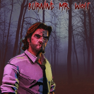 burning mr. wolf