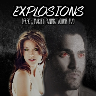 explosions: darley fanmix, vol. two