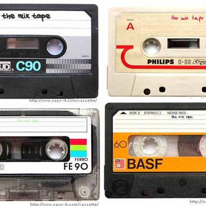 Did you hear the new mix tape?