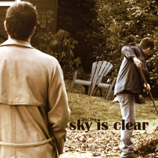 and the sky is clear; a dean/cas fanmix