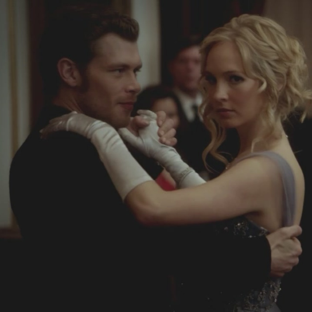 Darling Niklaus; you've been lonely for too long