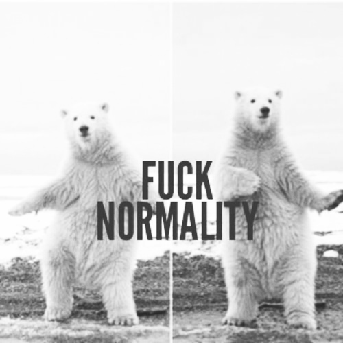 Fuck Normality