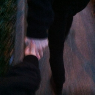 for each time we didn't hold hands but i wish we had