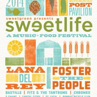 Sweetlife 2014✌