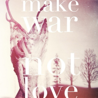 Make War, Not Love - A Grisha Trilogy Mix