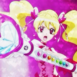 So you want to be a magical girl??