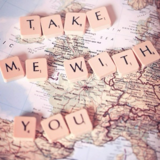 i wish you were here with me