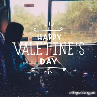 My depressing Valentines playlist
