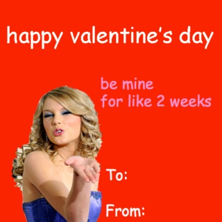 valentines for the rest of us