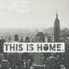 this is home.
