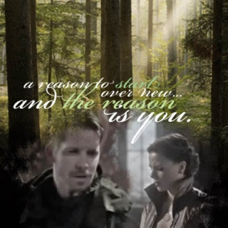 the reason is you || outlaw queen