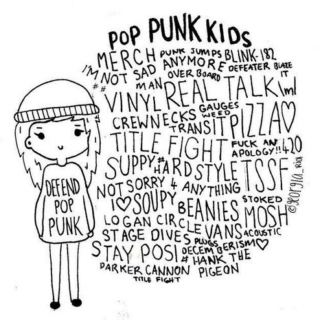 for the pop punk kids