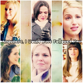 Swan Queen, Valkubus, Faberry - Anywhere, I Would Have Followed  You