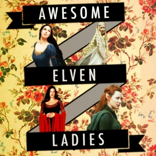Awesome Elven Ladies