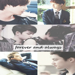 forever and always, kaisoo