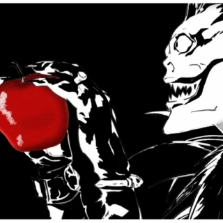 shinigami only eat apples