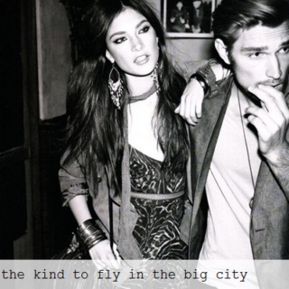 The kind to fly in the big city